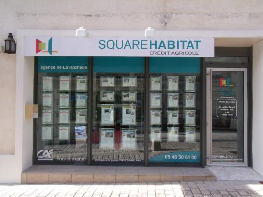 Agence immobili re la rochelle square habitat for Agence immobiliere la rochelle