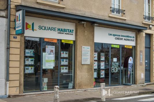 Agence immobili re villefranche sur saone square habitat - Salon de l habitat villefranche sur saone ...