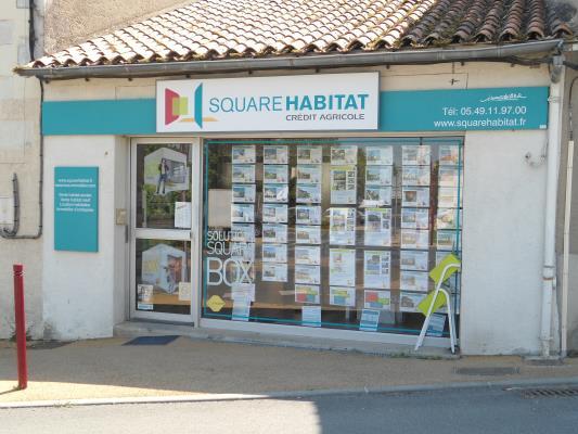 Agence immobiliere vienne 86 square habitat vienne for Habitat de la vienne poitiers